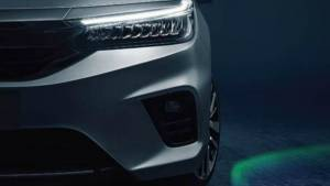 Honda City fifth-generation teased, expected to launch in April 2020