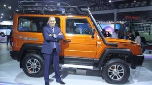 Auto Expo 2020: Force Motors launches 3 new platforms with 7 variants