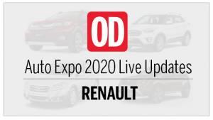 Auto Expo 2020: Renault Live Updates