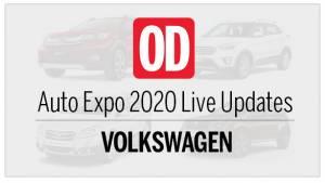 Auto Expo 2020: Volkswagen India Live Updates