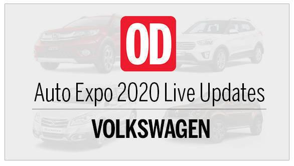 AutoExpo 2020 live updates Volkswagen