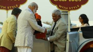 Sharad Sanghi - one of India's leading car collectors is no more
