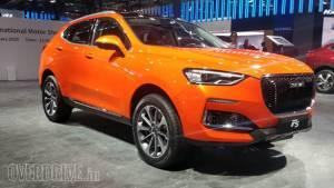 Auto Expo 2020: Great Wall Motors showcases Haval F5 SUV