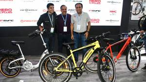 Auto Expo 2020: Hero Cycles showcases battery-powered bicycles