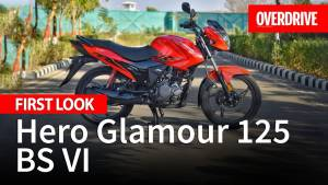 Hero Glamour 125 BSVI launched - Prices, features and specifications