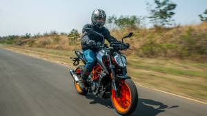 BSVI KTM 390 Duke first ride review