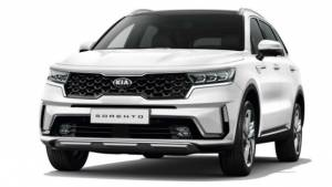 Kia Motors next-generation Sorento SUV details unveiled