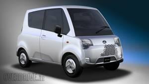 Auto Expo 2020: Mahindra reveals the Atom EV