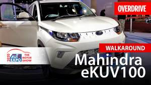 Mahindra eKUV100 launched for Rs 8.25 lakh - Auto Expo 2020