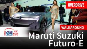 Maruti Suzuki Futuro-E - Auto Expo 2020