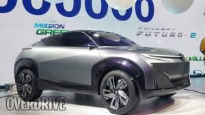 Auto Expo 2020: Maruti Suzuki Futuro-e concept SUV-coupe globally premiered