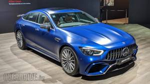 Auto Expo 2020: Mercedes-Benz AMG GT 63 S launched at Rs 2.42 crore