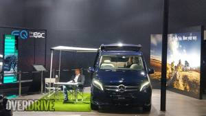 Auto Expo 2020: Mercedes-Benz V-Class Marco Polo launched in India, prices starting at Rs 1.38 crore