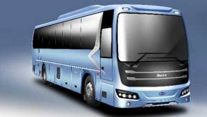 Auto Expo 2020: Olectra-BYD launches intercity eBus C9
