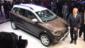 Renault Triber AMT expected to launch on May 18