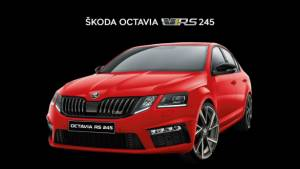 2020 Skoda Octavia RS 245 priced at Rs 36 lakh, bookings commence from March 1