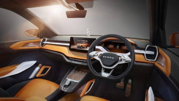 Skoda Vision IN Concept SUV OVERDRIVE