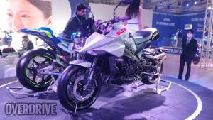Auto Expo 2020: Suzuki Katana unveiled, might be launched in the second half of the year