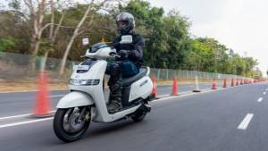 TVS iQube first ride review