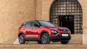 BSVI Tata Harrier automatic bookings commenced - Launch at Auto Expo 2020