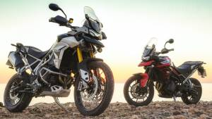 Spec comparo: Triumph Tiger 900 vs Ducati Multistrada 950 vs Honda Africa Twin vs F 900 XR