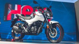 2020 Hero Xtreme 160R showcased, launch in March 2020