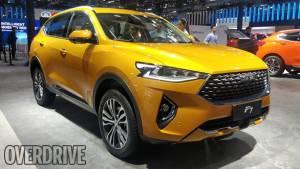 Auto Expo 2020: Great Wall Motors showcases Haval F7 SUV