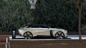 Renault unveils all-electric, shape-shifting Morphoz concept