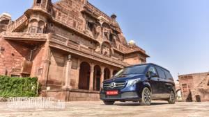 A NEW BEGINNING: 2020 Mercedes-Benz V-Class Marco Polo