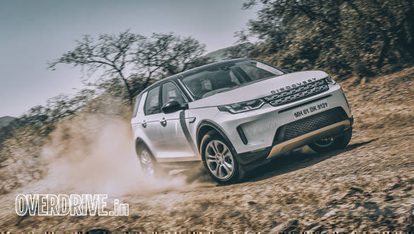2020 Land Rover Discovery Sport road test review