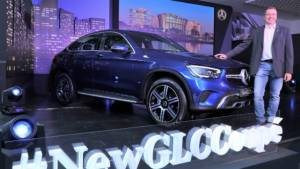 2020 Mercedes-Benz GLC Coupe launched, prices begin at Rs 62.70 lakh