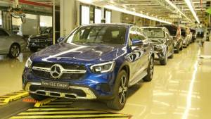 2020 Mercedes-Benz GLC Coupe: All you need to know