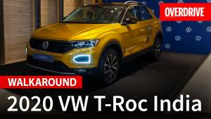2020 VW T-Roc launched in India - Walkaround