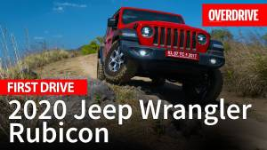 2020 Jeep Wrangler Rubicon - Exclusive First Drive
