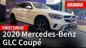 2020 Mercedes-Benz GLC Coupe review - Walk-around