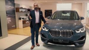 2020 BMW X1 launched in India at a price of Rs 35.90 lakh
