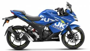 BSVI Suzuki Gixxer and Gixxer SF launched, priced at Rs 1.12 lakh and Rs 1.22 lakh respectively