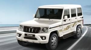 New 2020 Mahindra Bolero BSVI launched at Rs 7.76 lakhs