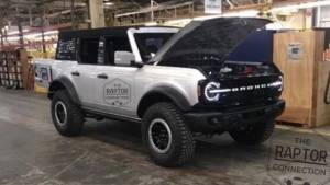 Production-ready 2021 Ford Bronco leaks ahead of debut