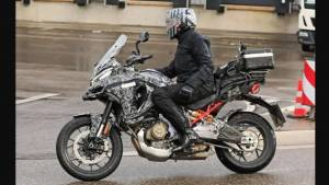 Ducati Multistrada V4 is almost production ready, debut at EICMA?