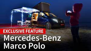 EXCLUSIVE - Mercedes-Benz V-Class Marco Polo - A New Beginning - Feature