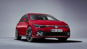 2020 Volkswagen Golf GTI unveiled