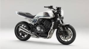 Honda CB-F concept is the retro-mod we need