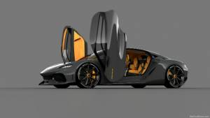 Koenigsegg Gemera, the first four-seater mega GT breaks cover