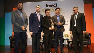 2020 FMSCI Awards: Lal Nunsunga wins Upcoming Motorsport Personality of the Year Award