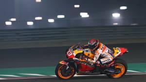 Qatar MotoGP race cancelled due to Coronavirus scare