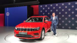 2020 Volkswagen Tiguan Allspace launched in India, prices start at Rs 33.12 lakh