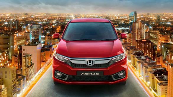 Honda Amaze - BS6