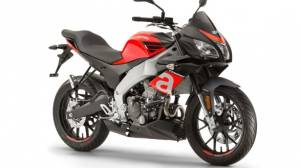 Aprilia Tuono 125 might be launched in India this year