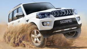 Mahindra Scorpio BSVI prices start from Rs 12.4 lakh, subscription plans announced